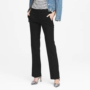 Banana Republic Logan Trouser-Fit Wool Pants 8